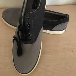 Polo Deck shoes sz 12 D New